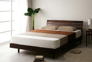 すのこベッド スタンダードデザイン