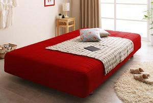 究極の寝心地 ポケットコイルマットレスベッド